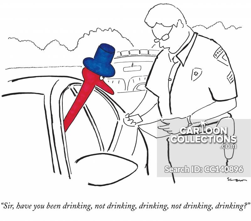 Drinking Bird cartoon