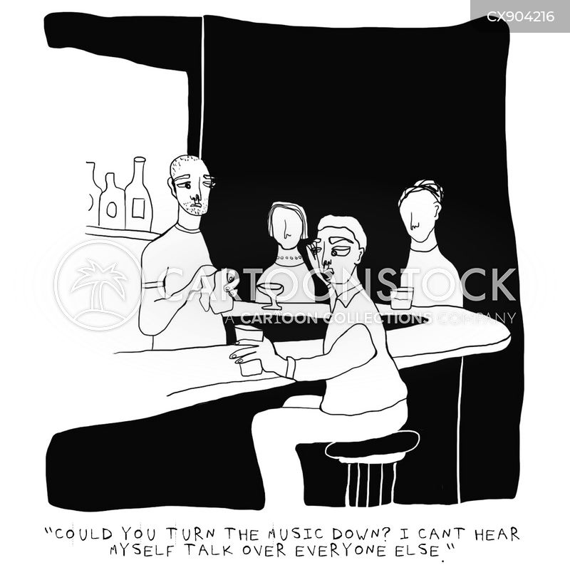 drinking companion cartoon