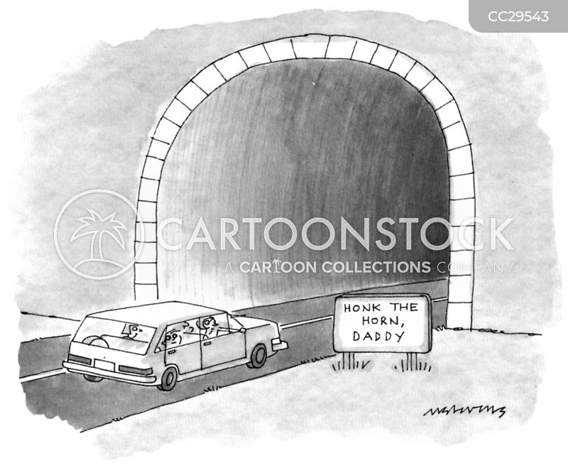 driving regulation cartoon