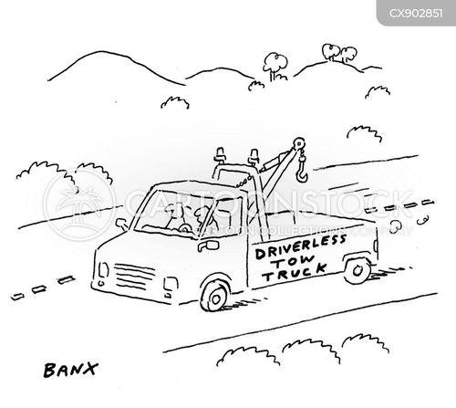 new technologies cartoon