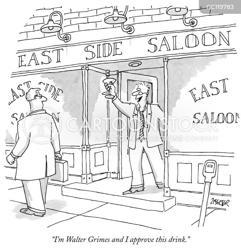 saloons cartoon
