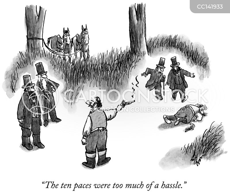 Duels cartoon