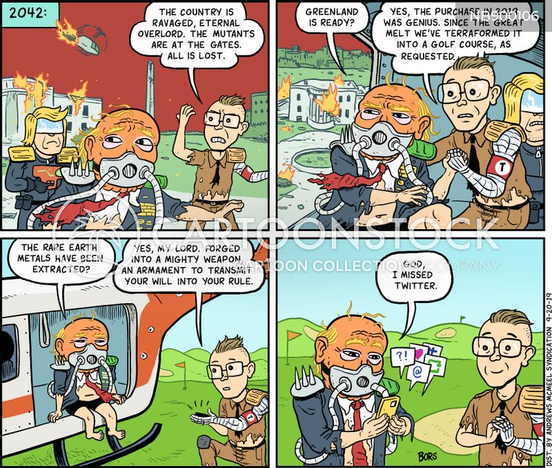dystopian future cartoon