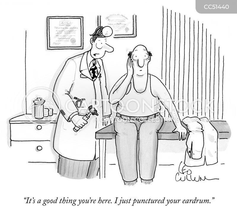 check-ups cartoon