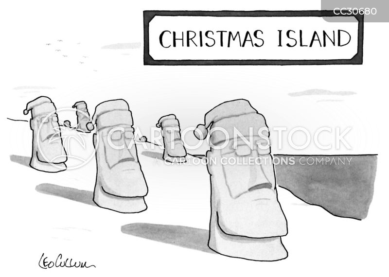 stone statues cartoon