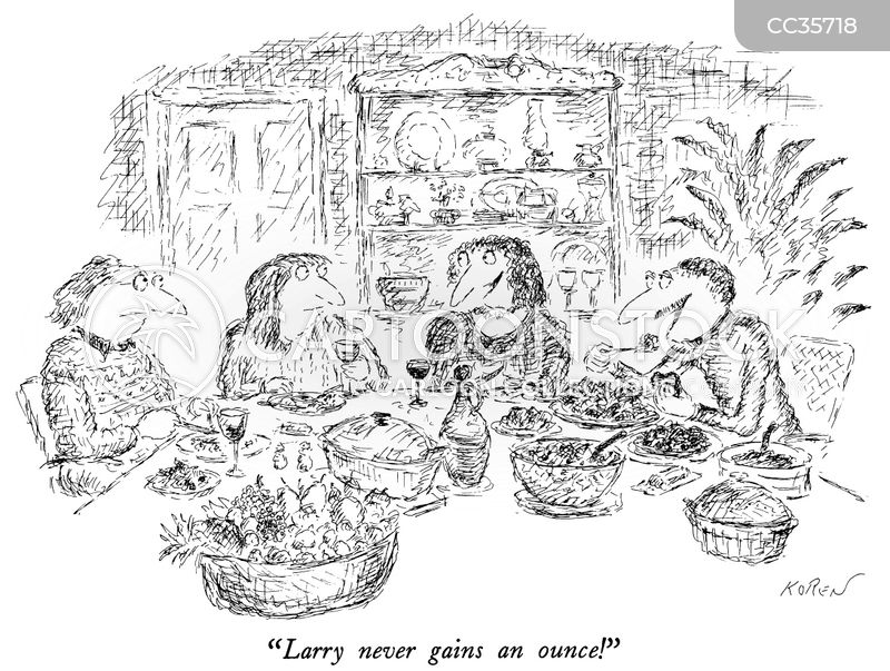 meals cartoon