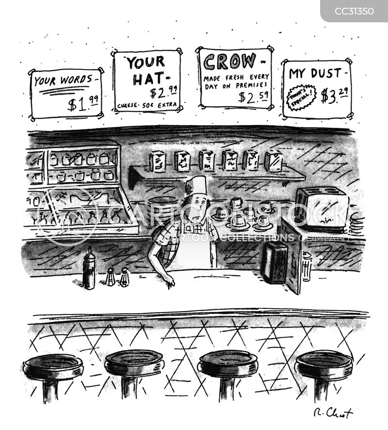 greasy spoon cartoon