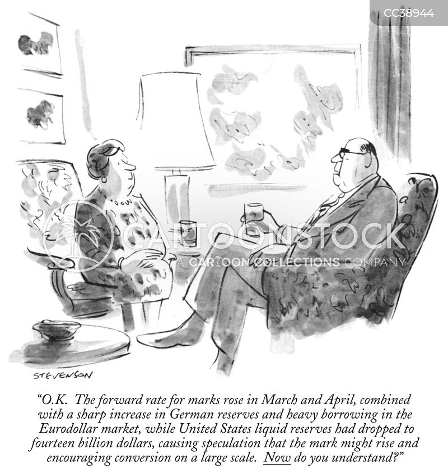 explaining cartoon