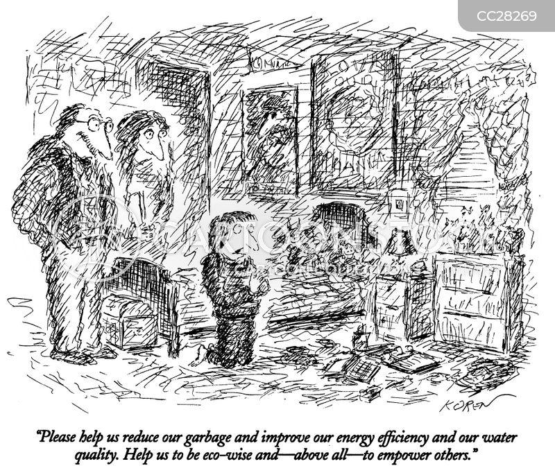 energy efficiency cartoon