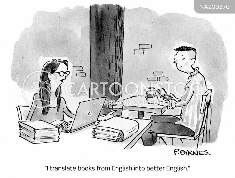 translators cartoon