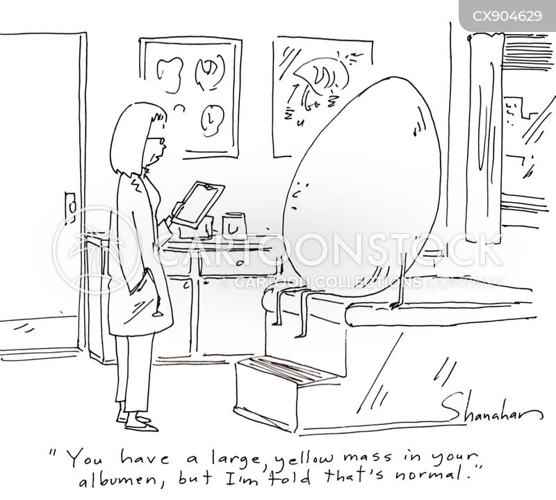 egg white cartoon