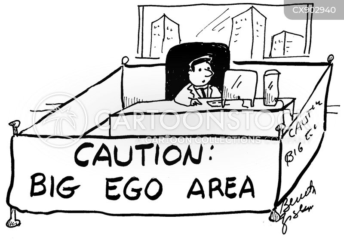 egos cartoon