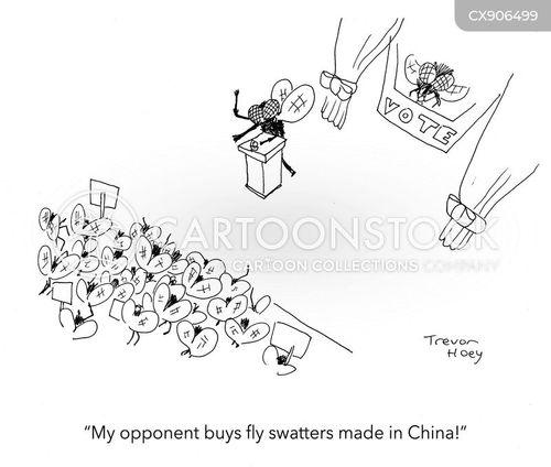 stirring cartoon