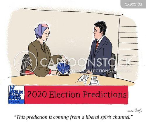 2020 cartoon