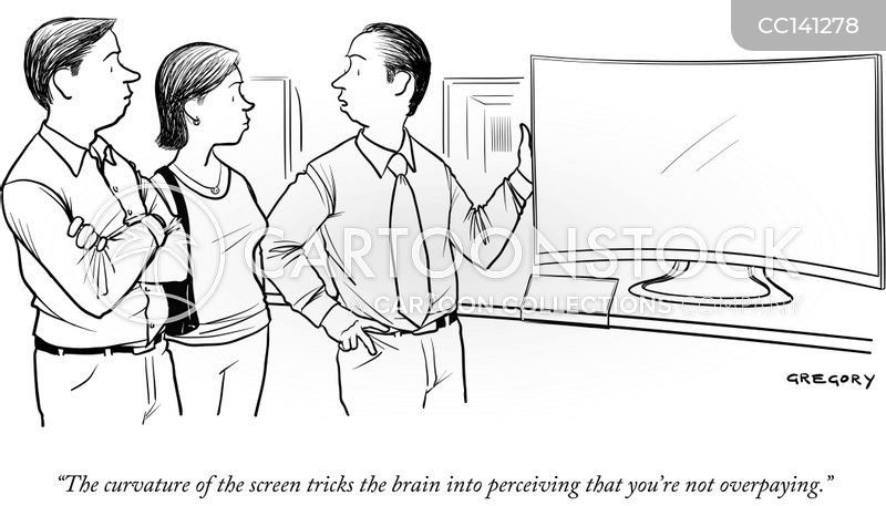 screens cartoon
