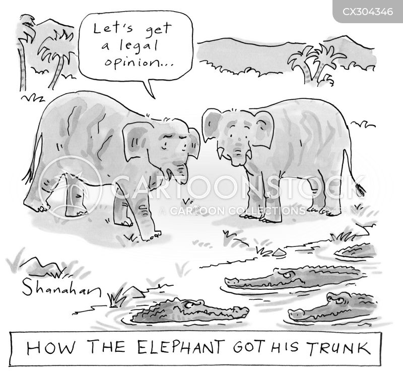trunk cartoon