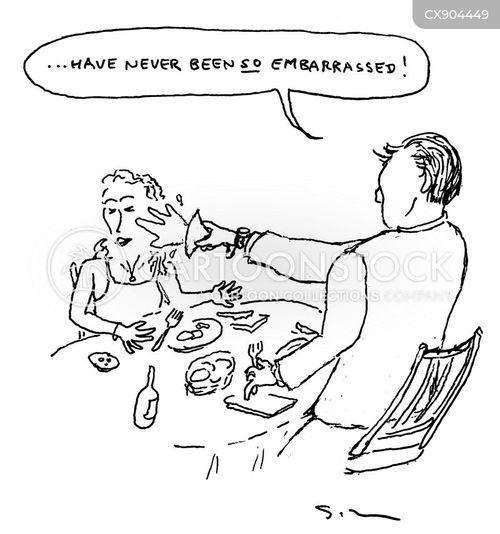 humiliated cartoon