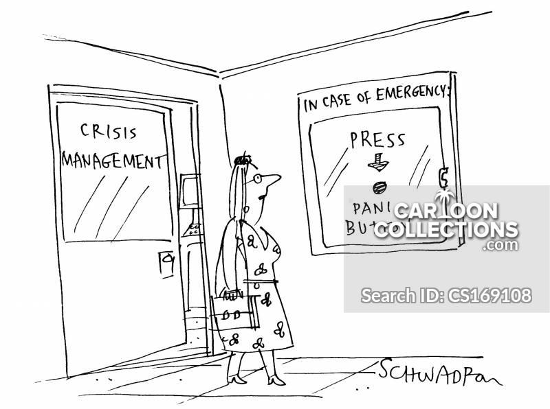 alarming cartoon