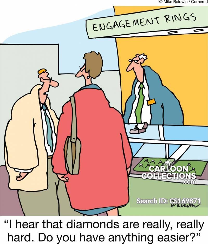 jewellery shopos cartoon