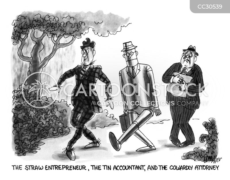 corporate crimes cartoon