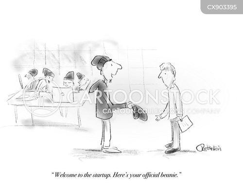 innovating cartoon