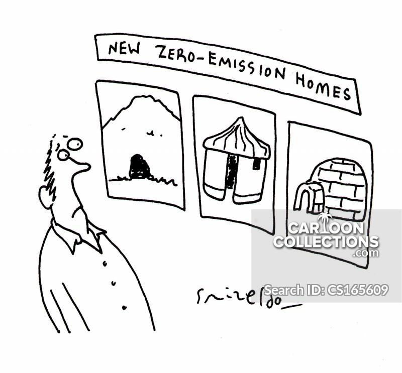 green home cartoon