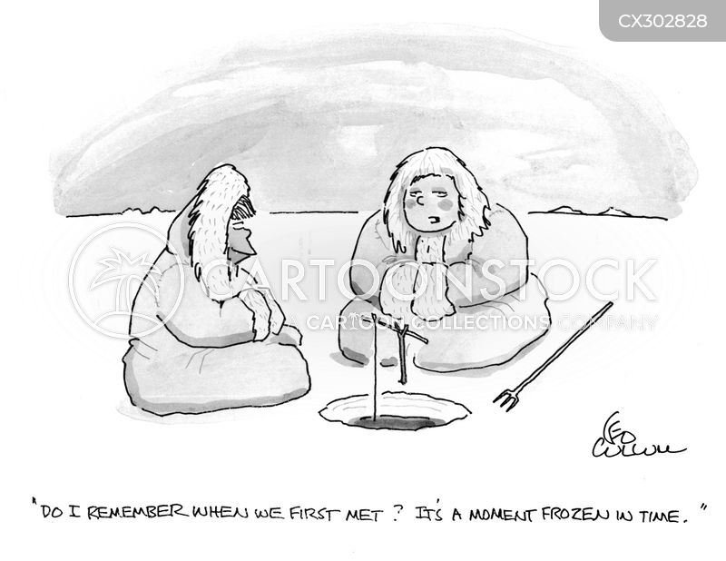 inuits cartoon