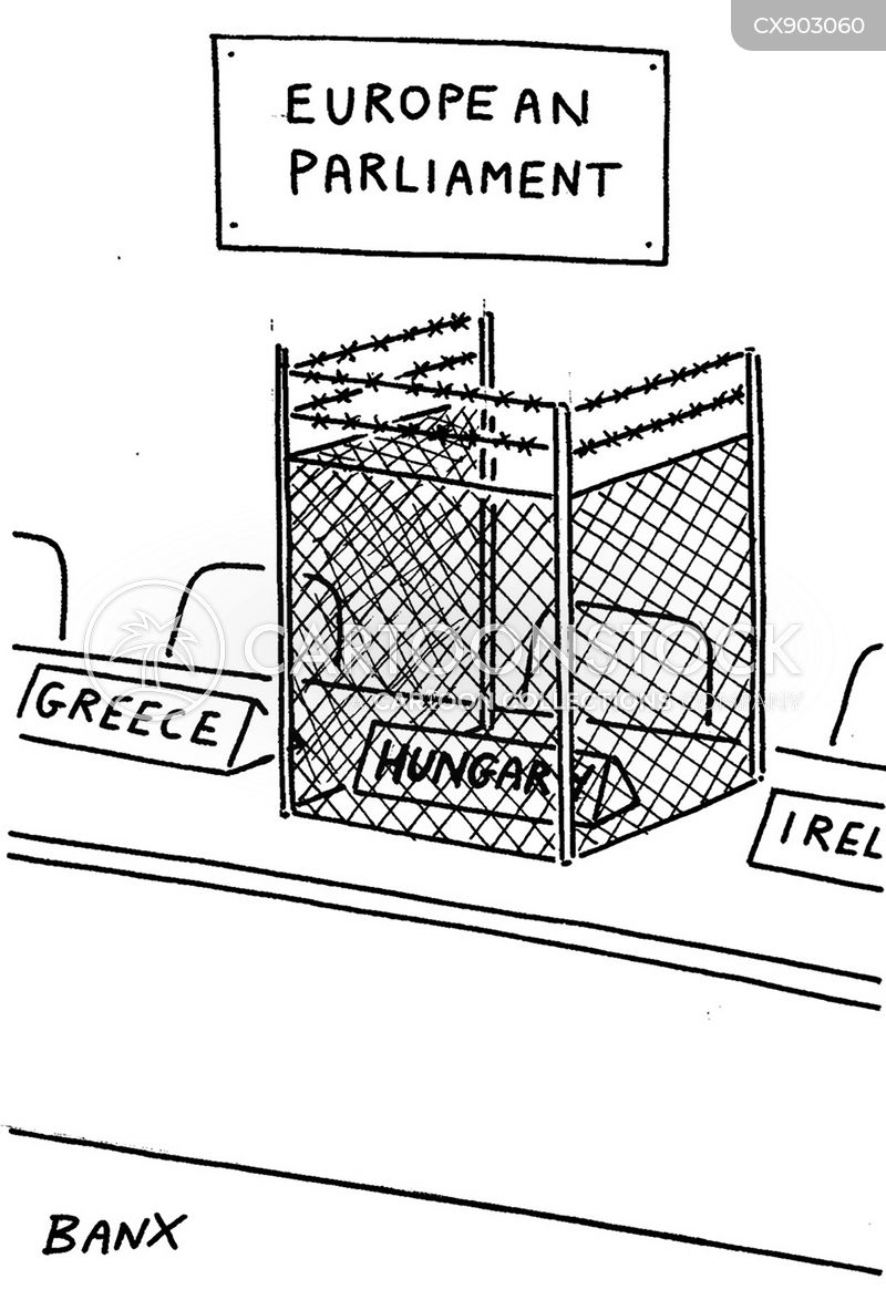 hungary cartoon