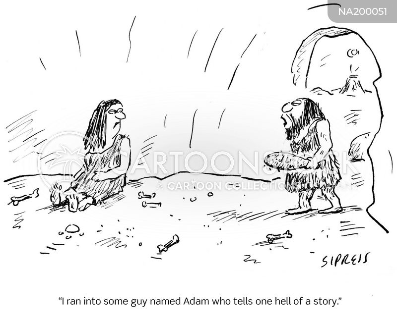 torah stories cartoon