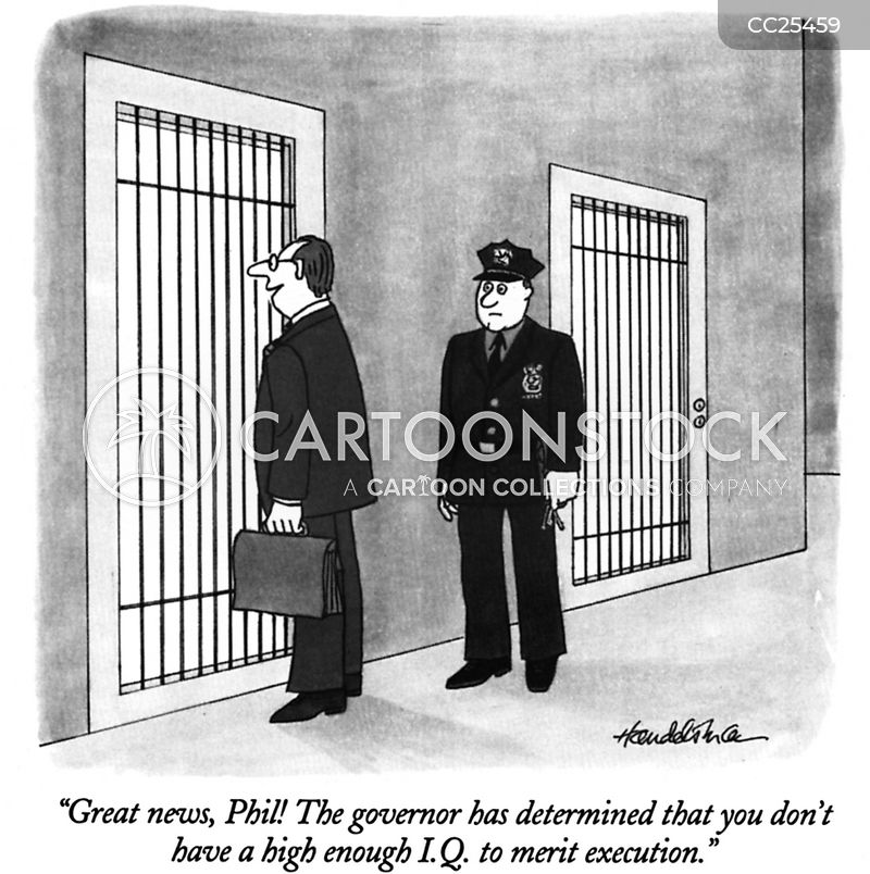 death penalty cartoon