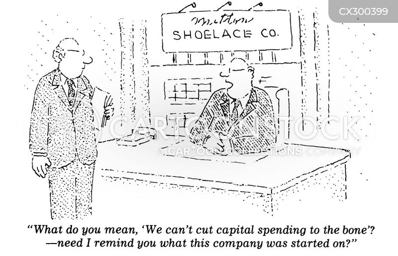 big corporation cartoon