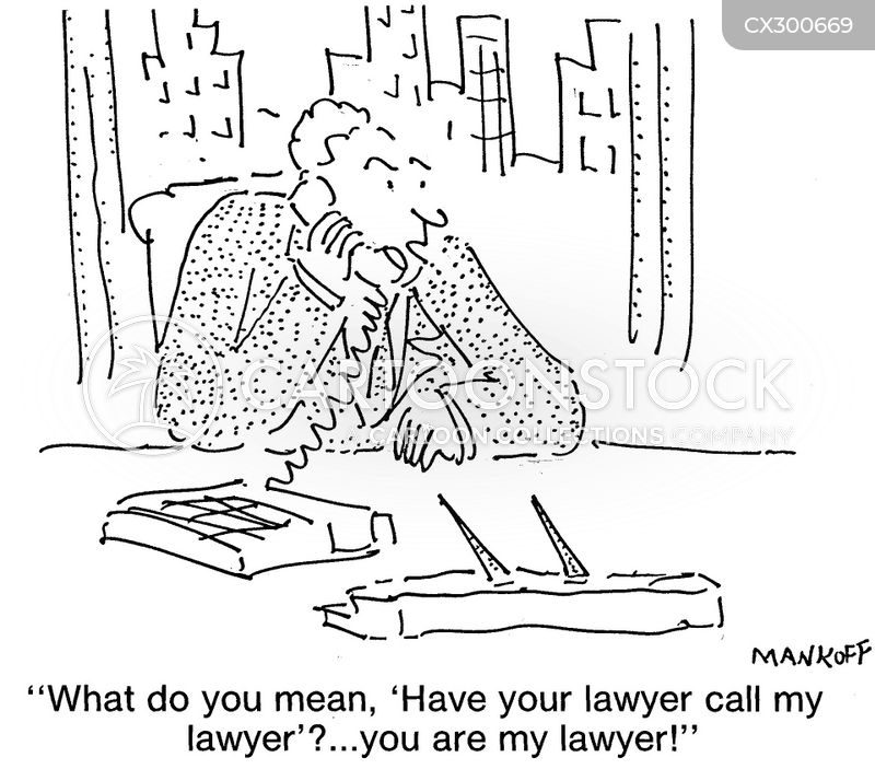 Corporate Lawyer Cartoons And Comics
