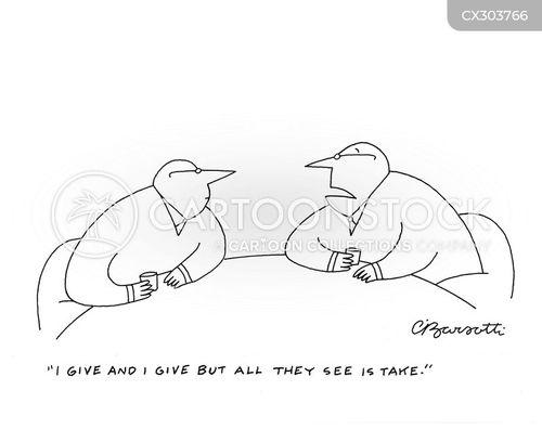 perceptions cartoon