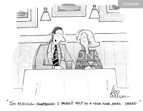 unflattering cartoon