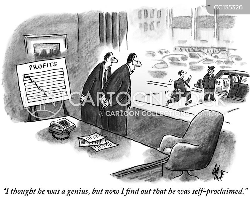 Profit Boost cartoon