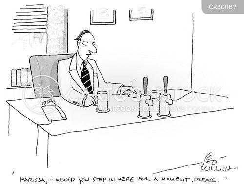 draught beer cartoon