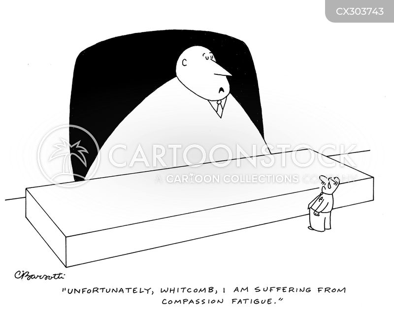unsympathetic cartoon