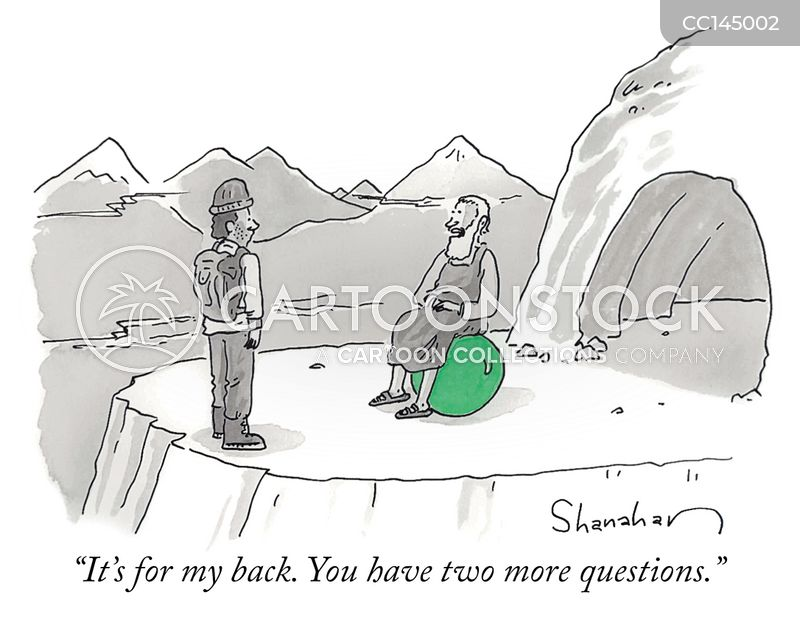 exercises balls cartoon