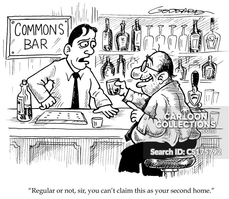 commons bar cartoon
