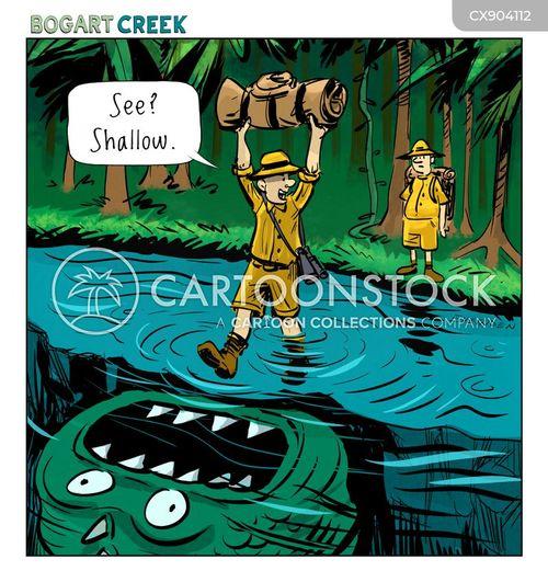 stream cartoon