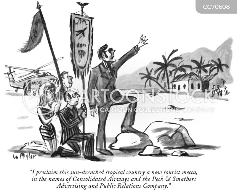 imperialism cartoon