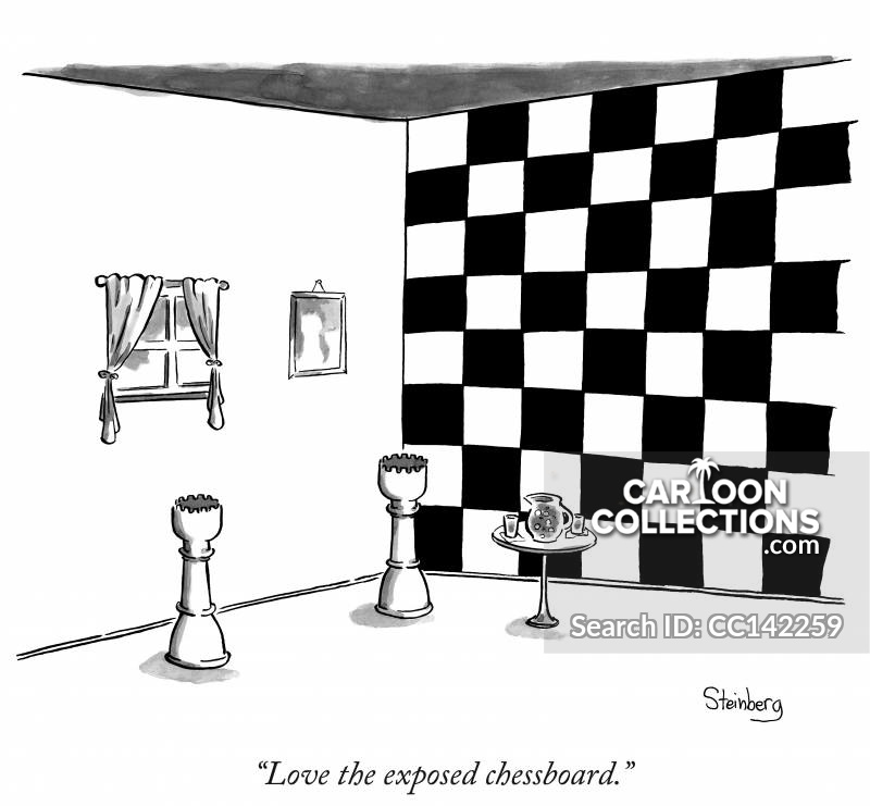 house guest cartoon
