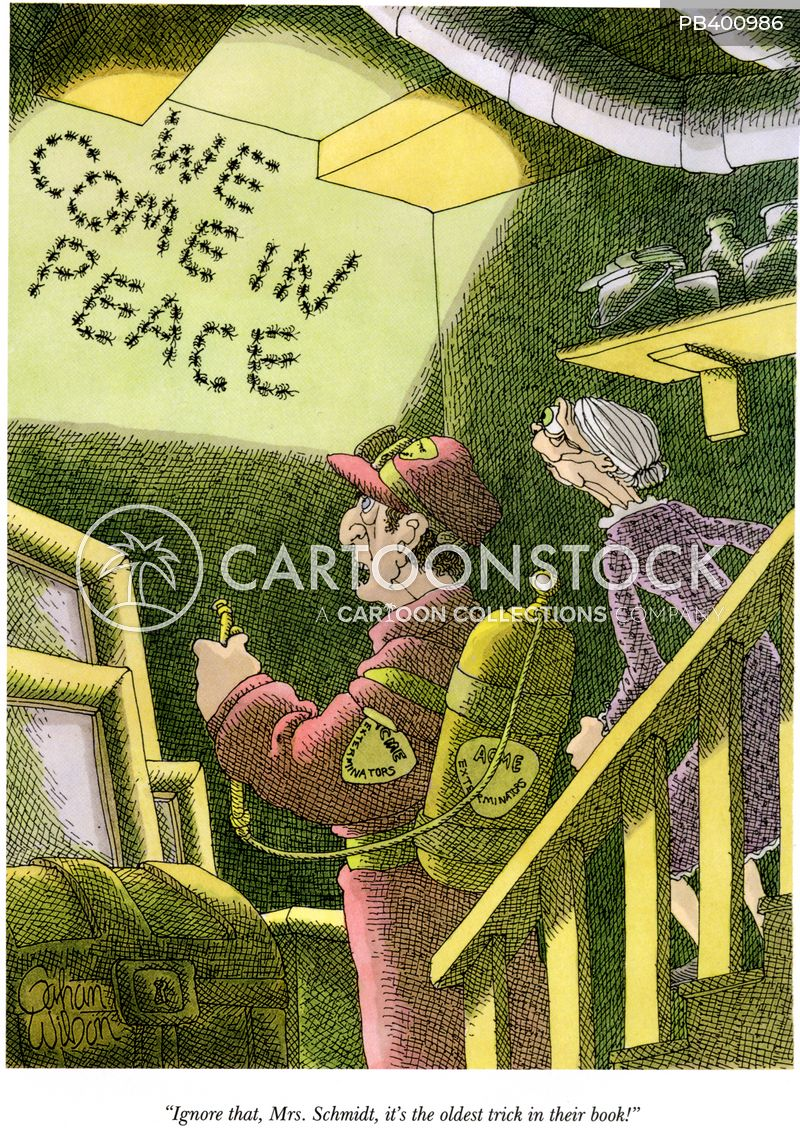 peace cartoon