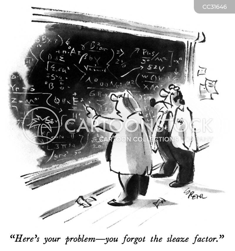 math problem cartoon
