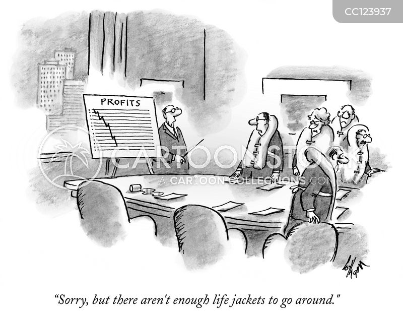 business men cartoon