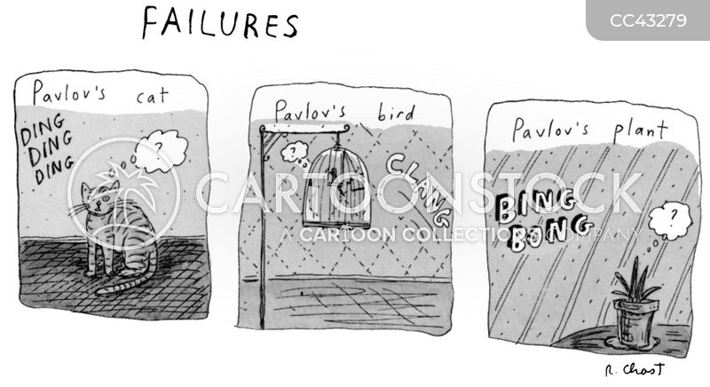 failing cartoon