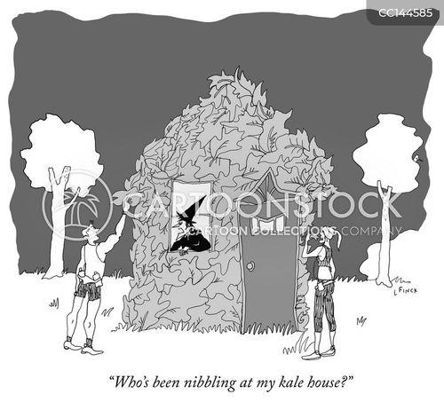modern fairy tale cartoon