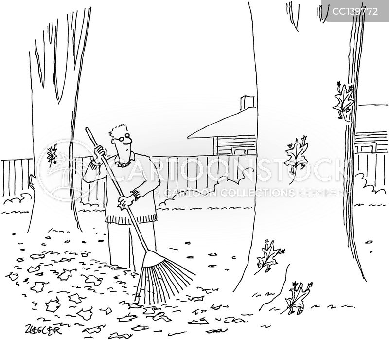 autumn cartoon