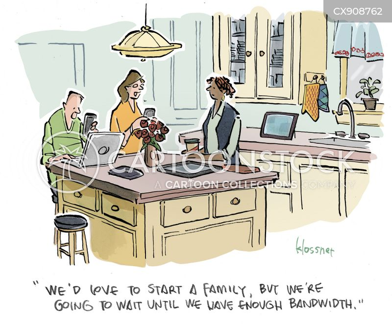 modern families cartoon