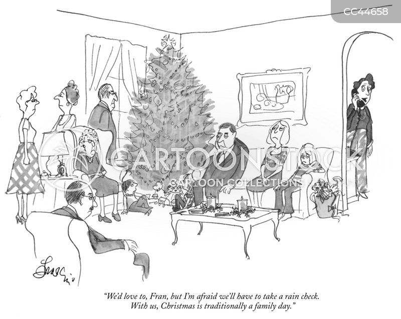 family tradition cartoon